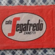 Sobres de azúcar de colección: SOBRE AZÚCAR PACKET PACKAGE OF SUGAR SUCRE ZUCKER ZUCCHERO VACÍO CAFFE CAFÉ SEGAFREDO ZANETTI...VER. Lote 261247810