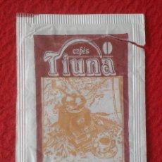 Sobres de azúcar de colección: SOBRE AZÚCAR PACKET PACKAGE OF SUGAR SUCRE ZUCKER ZUCCHERO VACÍO CAFÉS TIUNA MOLINILLO..ETC VER FOTO. Lote 261261855