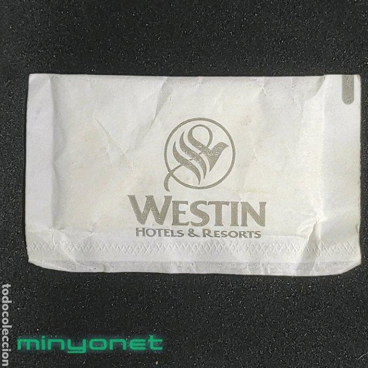Sobres de azúcar de colección: Sobre de azúcar de Westin Hotels & resorts (USA) . Holly Sugar - Foto 2 - 269049928