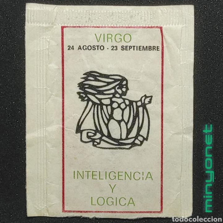 SOBRE DE AZÚCAR SERIE HORÓSCOPOS - VIRGO. CAFÉS BRASILIA. 10 GR. (Coleccionismos - Sobres de Azúcar)