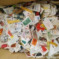 Sachets de sucre de collection: CAJA CON UNOS 3 KILOS DE ENVOLTORIOS DE AZUCAR, MUY VARIADOS.. Lote 277494568