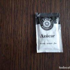 Sobres de azúcar de colección: SOBRE DE AZÚCAR VACÍO DE PUBLICIDAD, CAFFÈ ZICARELLI.. Lote 289743778
