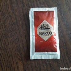 Sobres de azúcar de colección: SOBRE DE AZÚCAR VACÍO DE PUBLICIDAD, CAFÉ ESPECIAL BARCO.. Lote 293833138