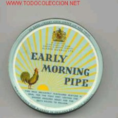 Paquetes de tabaco: EARLY MORNING PIPE. Lote 26991990