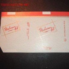 Paquetes de tabaco: PAQUETE DE TABACO DE PAPEL HABANA 68,HECHO EN CUBA,AÑOS 50. Lote 9588466