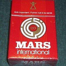 Paquetes de tabaco: CAJETILLAS TABACO CIGARRILLOS CIGARETTES. Lote 25777061