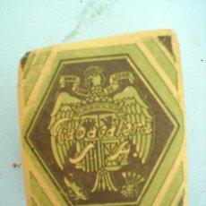 Paquetes de tabaco: TABACALERA S.A. -TABACO PICADO FINO SUPERIOR-50 GRAMOS. Lote 32390056