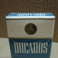 Zigarettenschachteln - ANTIGUO PAQUETE DE TABACO DURO DUCADOS - SIN ADVERTENCIA - ¡¡ SIN ABRIR ¡¡ NUEVO - 110847760