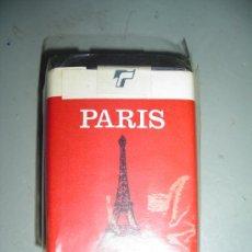 Paquetes de tabaco: PAQUETE DE TABACO PARIS. TORRE EIFFEL. AÑOS 80. SIN ABRIR. RARO.. Lote 27216022