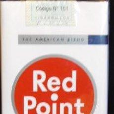 Paquetes de tabaco: CIGARILLOS RED POINT DE ARGENTINA. Lote 42323009