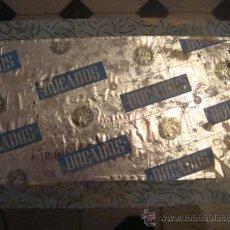 Paquetes de tabaco: ANTIGUA CUBIERTA DE CARTON DE DUCADOS NEGROS, DE 200 CIGARRILLOS LARGOS CON FILTRO, SOBRE CARTON. Lote 28095785