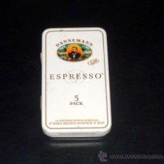 Maços de tabaco: CAJA TABACO ESPRESSO. Lote 28427979