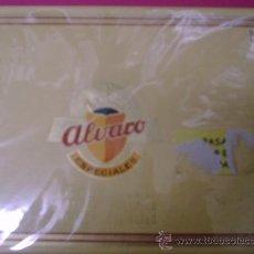 Paquetes de tabaco: ANTIGUA CAJA PUROS DON ALVARO(25). Lote 29568410