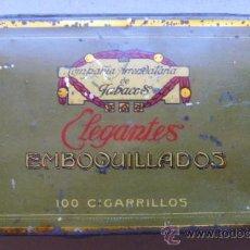 Paquetes de tabaco: ELEGANTES EMBOQUILLADOS. Lote 30258152