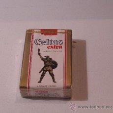 Paquetes de tabaco: PAQUETE TABACO CELTAS EXTRA LARGO FILTRO. Lote 40040712