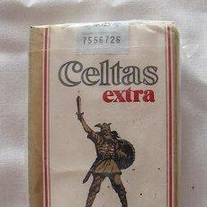 Paquets de cigarettes: PAQUETE CELTAS EXTRA SIN ABRIR. Lote 34130249