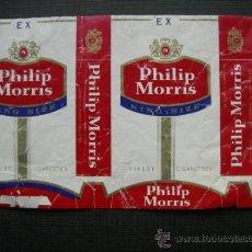 Paquetes de tabaco: CAJETILLA DE CIGARRILLOS. PHILIP MORRIS . Lote 35817191