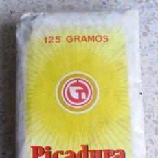 Paquetes de tabaco: PAQUETE DE TABACO - PICADURA SELECTA DE TABACALERA SA 125 GRAMOS. Lote 36837308