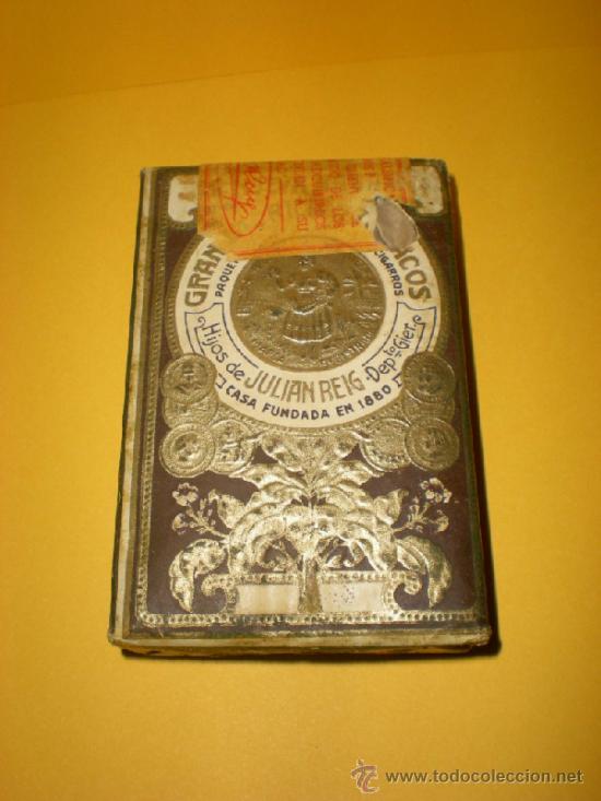 Paquetes de tabaco: Antiguo Paquete de Picadura Extra al Cuadrado LA NUEVA HABANA Gran Fabrica de Tabacos de Julian Reig - Foto 5 - 37209387