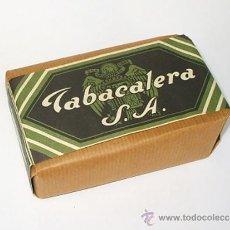 Paquetes de tabaco: TABACALERA ESPAÑOLA - PICADURA DE TABACO - PICADO FINO SUPERIOR 125 G. - PAQUETE EN ESTADO IMPECABLE. Lote 186287210