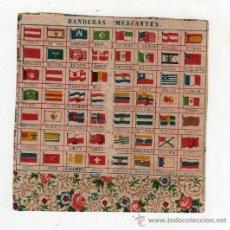 Paquetes de tabaco: MARQUILLA.VISTA.BOFETON DE TABACO SIGLO XIX 1865 CUBA. Lote 39047455