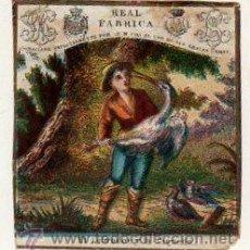 Paquetes de tabaco: MARQUILLA.VISTA.BOFETON DE TABACO SIGLO XIX 1865 CUBA. Lote 39061379