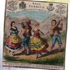 Paquetes de tabaco: MARQUILLA.VISTA.BOFETON DE TABACO SIGLO XIX 1865 CUBA. Lote 39061640