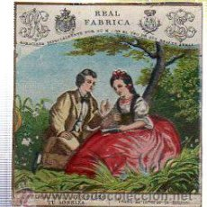 Paquetes de tabaco: MARQUILLA.VISTA.BOFETON DE TABACO SIGLO XIX 1865 CUBA. Lote 39061693