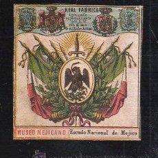 Paquetes de tabaco: MARQUILLA.VISTA.BOFETON DE TABACO SIGLO XIX 1865 CUBA. Lote 39078347