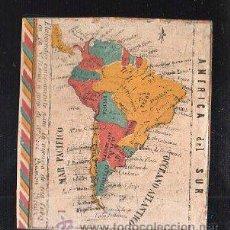 Paquetes de tabaco: MARQUILLA.VISTA.BOFETON DE TABACO SIGLO XIX 1865 CUBA. Lote 39078393