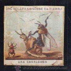 Paquetes de tabaco: MARQUILLA.VISTA.BOFETON DE TABACO SIGLO XIX 1865 CUBA. Lote 39121617