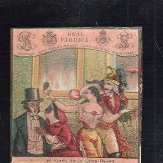 Paquetes de tabaco: MARQUILLA.VISTA.BOFETON DE TABACO SIGLO XIX 1865 CUBA. Lote 39121858