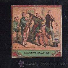 Paquetes de tabaco: MARQUILLA.VISTA.BOFETON DE TABACO SIGLO XIX 1865 CUBA. Lote 39122715