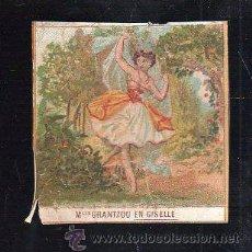 Paquetes de tabaco: MARQUILLA.VISTA.BOFETON DE TABACO SIGLO XIX 1865 CUBA. Lote 39122751