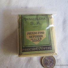 Paquetes de tabaco: PAQUETE PICADURA TABACO.. Lote 42225798