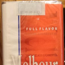 Paquetes de tabaco: CIGARRILLOS MELBOUR DE ARGENTINA. Lote 42837361