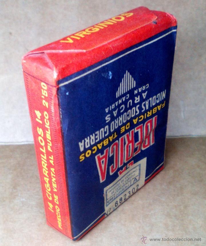 Paquetes de tabaco: 1 ANTIGUA ('60s-'70s) CAJETILLA CON CIGARRILLOS - NUNCA ABIERTA - 'APOLO' (VIRGINIA FUERTE) - Foto 3 - 109129819
