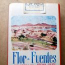 Paquetes de tabaco: 1 ANTIGUA ('60S-'70S) CAJETILLA CON CIGARRILLOS - NUNCA ABIERTA - 'FLOR DE FUENTES'(AMARILLO FILTRO). Lote 66274125
