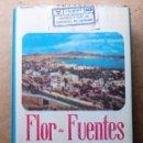 Paquetes de tabaco: 1 ANTIGUA ('60S-'70S) CAJETILLA CON CIGARRILLOS - NUNCA ABIERTA - 'FLOR DE FUENTES' (BLANCO FILTRO). Lote 44118718