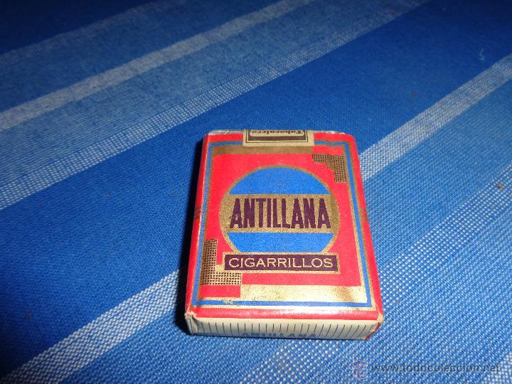 Paquetes de tabaco: PAQUETE TABACO ANTILLANA, 111-1 - Foto 4 - 44913045