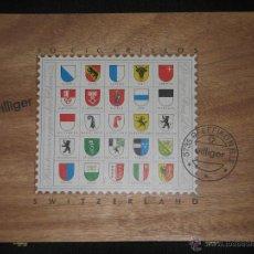 Paquetes de tabaco: CAJA 50 CIGARILLOS. VILLIGER. SWITZERLAND. PURITOS SUIZOS. CONTIENE 16. RILLOS, OPALIN, TABARILLOS. Lote 45065230