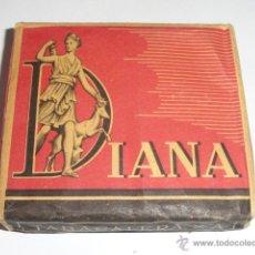 Paquetes de tabaco: PAQUETE DE CIGARRILLOS TABACO DIANA (ELABORACION ESPAÑOLA). Lote 45910687