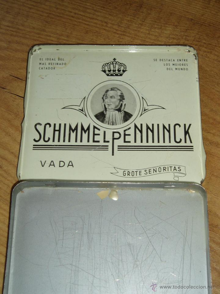 Paquetes de tabaco: CAJA SCHIMMELPENNINCK - Foto 2 - 47319134