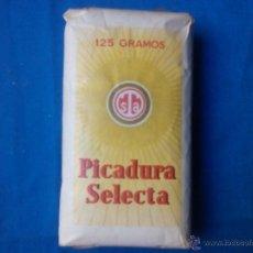 Paquetes de tabaco: PICADURA SELECTA 125 GRS LLENO . Lote 47871828