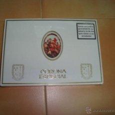Paquetes de tabaco: CAJA DE PUROS CORONA ESPECIAL-SIN ABRIR-. Lote 49114419
