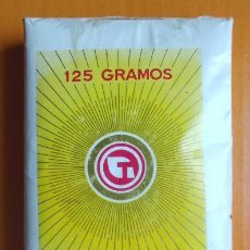 Paquets de cigarettes: PAQUETE DE *PICADURA SELECTA - TABACALERA S. A. - 125 GRAMOS* MEDS: 14.5 X 8.5 X 2.5 CMS.. Lote 50306270