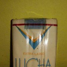 Paquetes de tabaco: TABACO LUCHA. Lote 52368143