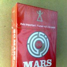 Paquetes de tabaco: PAQUETE DE TABACO DE 20 CIGARILLOS-MARS INTERNATIONAL-DE TUNEZ-SIN USAR-CON PRECINTO. Lote 52613919