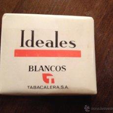 Paquetes de tabaco: ANTIGUO PAQUETE DE IDEALES. Lote 52805594