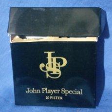 Paquetes de tabaco: JOHN PLAYER SPECIAL - PAQUETE TABACO - AÑOS 70-80 - VACÍO - RARO. Lote 53393560